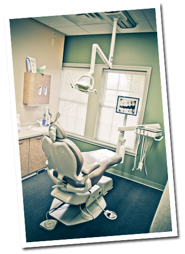 Dental Exam Chair Services